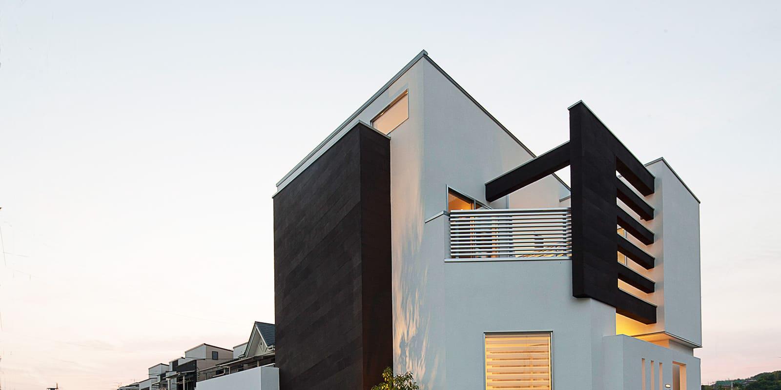 全部見せます!!【家ツアー】『インパクトデザインの家』その1