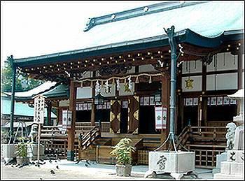 当社近隣の歴史的建造物『大阪天満宮』
